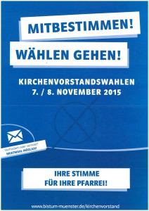 Logo Kirchenvorstandswahlen